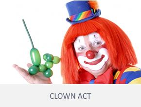 clown act