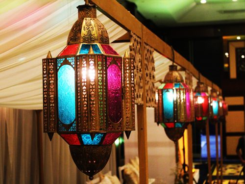 Decoration for Events in Dubai