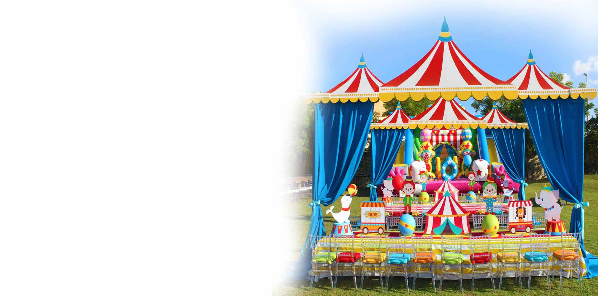 frenzy events game stall slides party